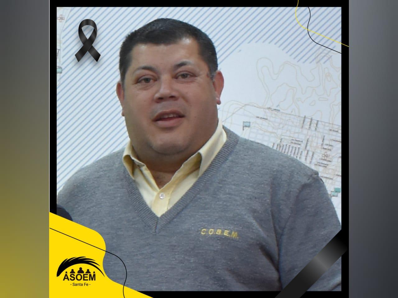 Fallecimiento de Ramón Gamarra