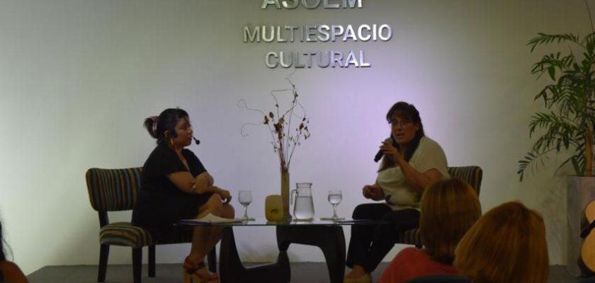 """Ciclo """"Mujeres de política y cultura"""""""