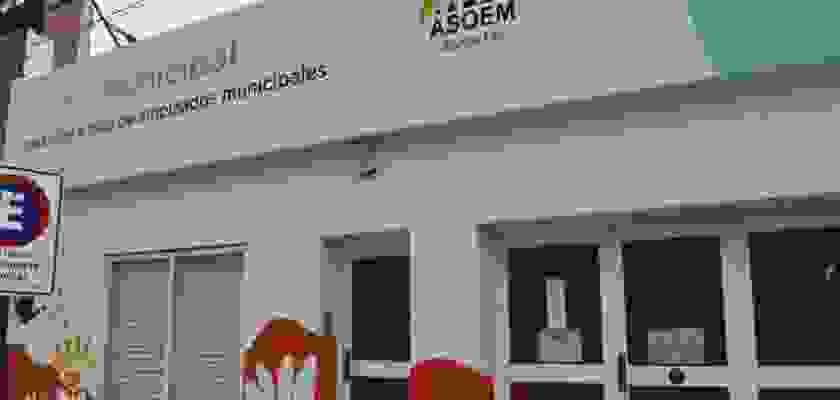 Jardín Maternal para hijxs de empleadxs municipales